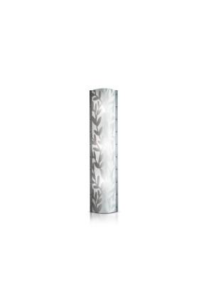 Dafne - Lampă de podea albă cu model cu frunze