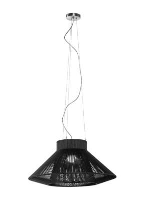 Koord Negru Exterior - Lampă suspendată