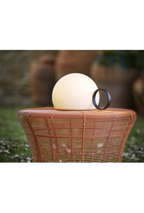 Circ I - Lampă portabilă cu mâner negru