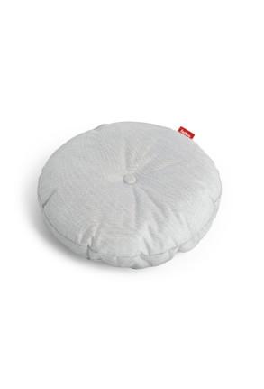 Circle Pillow I - Pernă de grădină gri sau neagră