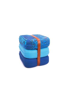 Baboesjka set Ali Baba blue - Puf