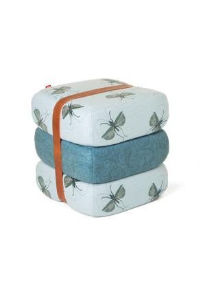 Baboesjka set Grasshopper - Puf