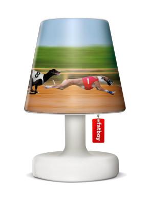 Cooper Cappie Doggie race pentru Lampă de masă Fatboy Edison the Petit - Abajur