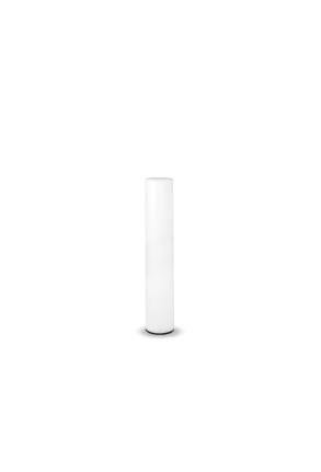 Fity 100 - Lampadar alb cilindric
