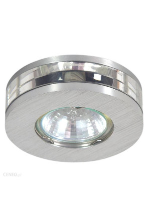 SA-05 - Spot aplicat argintiu cu finisaj cromat