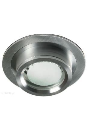 SC-01 SNS - Spot încastrat argintiu cilindric