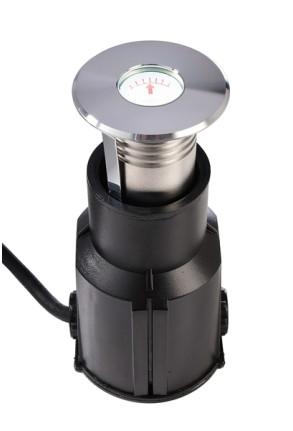 Snapper I WW 5500 K - Lampă subacvatică rotundă din oţel inoxidabil