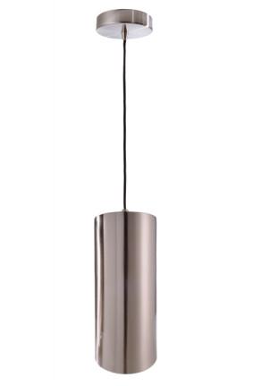 Barrel - Pendul din metal cu abajur cilindric
