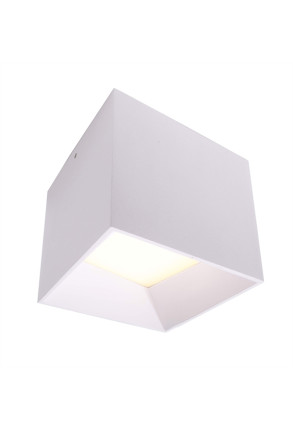 Sky LED - Downlight pătrat minimalist