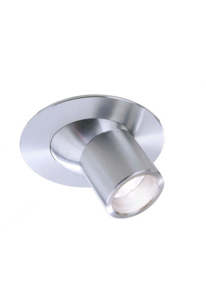 Light Point Perno 5600 K - Proiector rotund încastrat din aluminiu