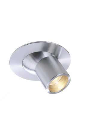 Light Point Perno 3000 K - Proiector rotund încastrat din aluminiu