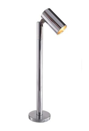Selli - Lampă pentru vitrină argintie din metal