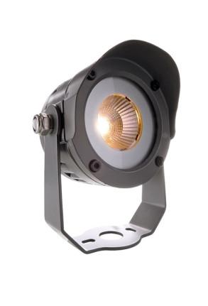 Power Spot Cob I WW 3000 K - Proiector rotund din aluminiu