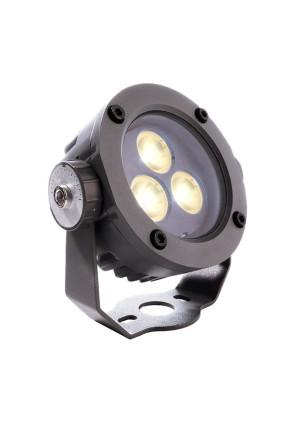 Power Spot 3000 K - Proiector rotund din aluminiu