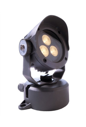 Power Spot IV 3000 K - Proiector rotund din aluminiu