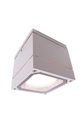Mob Square II  - Downlight de formă cubică din aluminiu