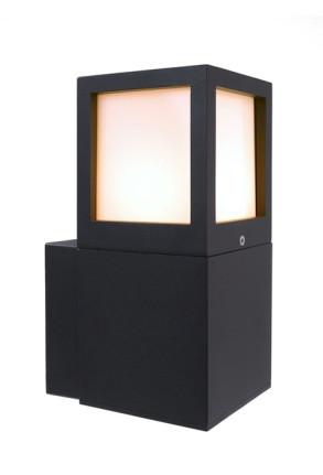Facado A - Aplică pătrată minimalistă de exterior