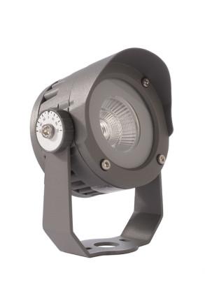 Power Spot Cob I WW 5500 K - Proiector rotund din aluminiu
