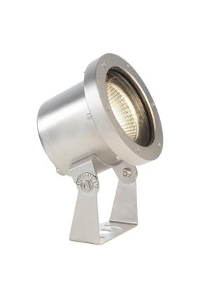 Fiara 18.5 W - Lampă subacvatică rotundă din oţel inoxidabil