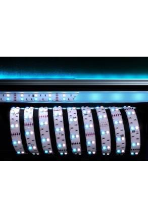 Bandă LED 5050 36W RGB+6500K 12 V