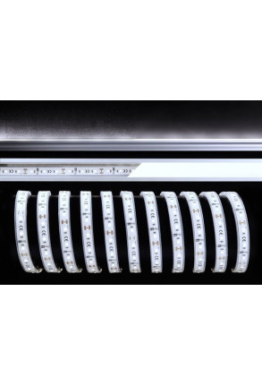 Bandă LED 2835 60 6000K 12 V Silicon