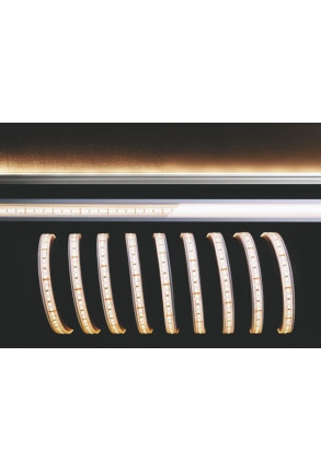 Bandă LED 3528 180 3000K 24 V Silicon