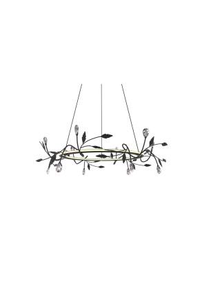 Giaros - Candelabru LED negru