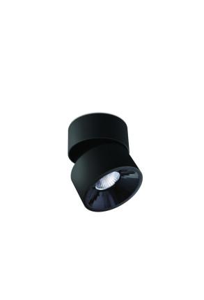 Klimpt M - Spot aplicat ajustabil din aluminiu