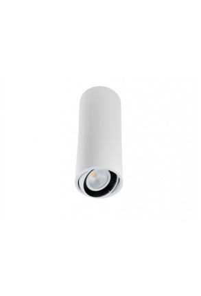 Luk Tube 450 6.2 W - Spot aplicat cilindric ajustabil din aluminiu