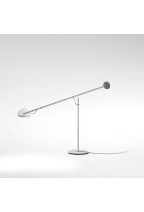 Copernica M - Lampă de birou argintie ajustabilă