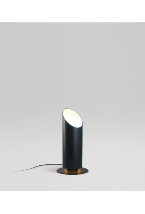 Elipse P 48 - Lampadar negru sau maro cilindric