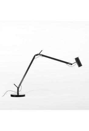 Polo I - Lampă de birou neagră ajustabilă