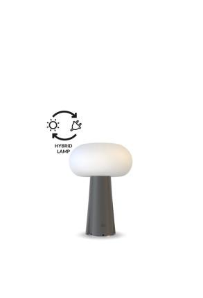 Pepita 45 Hybrid - Lampadar cu încărcare solară & cablu