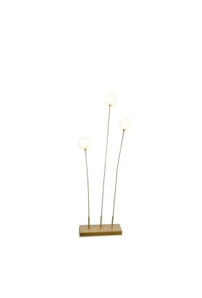 Bruna 165 - Lampadar auriu ajustabil