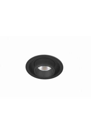 Mini Martorell 6W LED 2700 K II - Proiector încastrat cilindric ajustabil din aluminiu