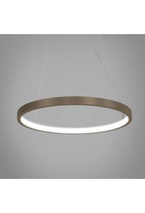 Morfi Medium 1 In - Lampă suspendată de birou circulară