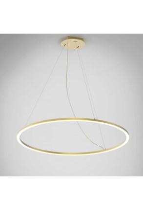 Morfi Small 1 Down - Lampă suspendată de birou circulară