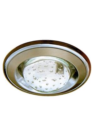SSO-01 I - Spot încastrat cu centru care imită cristalul