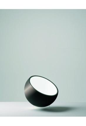 Biluna F5 - Lampă de podea neagră din polipropilenă