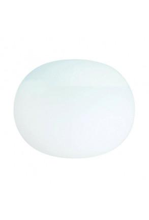 Glo Ball - Plafonieră albă rotundă