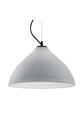 Urban - Pendul alb conic E27