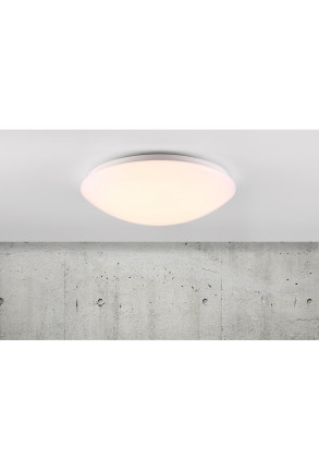 Ask 36 - Plafonieră pentru baie albă LED