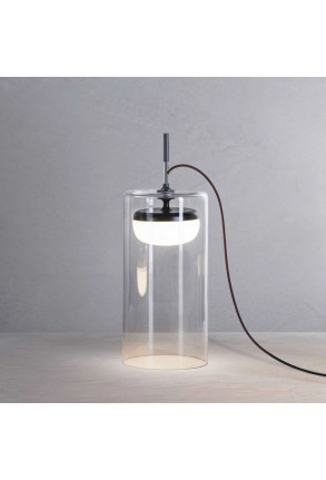 Diver T3 Negru - Lampă de masă