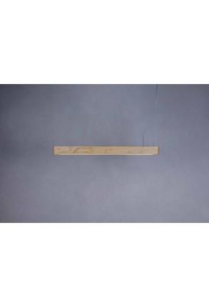 Teca Supernatural S1 - Profil liniar suspendat din lemn