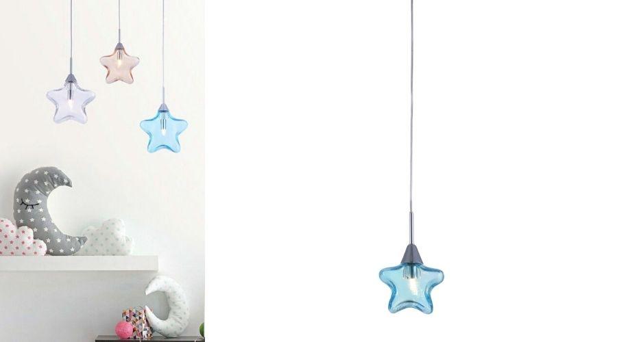 Corp de iluminat suspendat Star